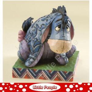 Jim Shore True Blue Companion - Eeyore Figurine 4011755 Disney Traditions