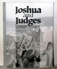 A Beka Joshua and Judges tests/quizzes/review Gr. 8 student book -2nd edition