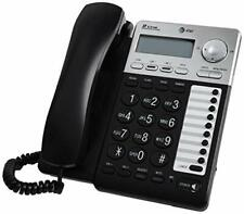 AT&T ML17929 2-Line Corded Telephone Black