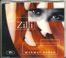 Mehmet Badan-Zilli 4 TRK CD MAXI 1999