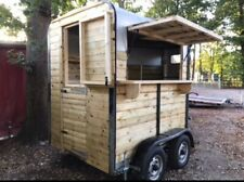 More details for horsebox catering trailer / food truck / mobile bar / conversion / coffee shop
