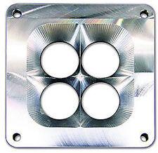 "QUICK FUEL 1"" Carburetor Adapter Plate SUPER SUCKER 4500 to 4150 300-4145-1AL"