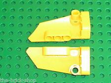 LEGO TECHNIC Yellow panel fairing 3 & 4 ref 64683 64391 / 42030 9396 7160 42009