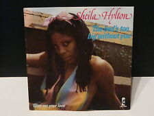 SHEILA HYLTON The bed's too big without you (reprise POLICE STING )6010318 REGGA