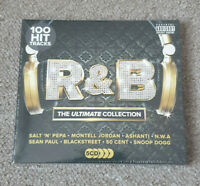 R&B The Ultimate Collection - 5 Disc CD Set - New And Sealed