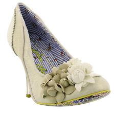 Irregular Choice Women's Textured Heels