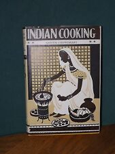 INDIAN COOKING BY SAVITRI CHOWDHARY, PUBLISHED IN GREAT BRITAIN 1959