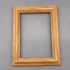 Wood Picture Frame for 5x7 Art Print or Photograph