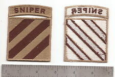 #102 US ARMY SNIPER PATCH