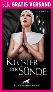 Kloster der Sünde | Erotischer Roman von Millicent Light | blue panther books