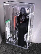 AFA 85 Kenner 1977 Star Wars Kenner Loose Darth Vader Letter on Saber Hilt NM+