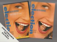 ELECTION DVD Horror Movie LIKE NEW WITH INSERTS REESE WITHERSPOON MATTHEW BRODER