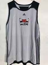 Adidas Reversible NBA Jersey Chicago Bulls Team Black sz 3X