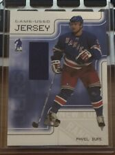 03/04 BAP MEMORABILIA SERIES - PAVEL BURE - JERSEY - IN THE GAME - ITG