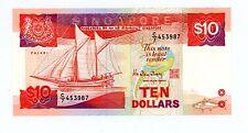 Singapore ... P-20 ... 10 Dollars ... ND(1988) ... *UNC*