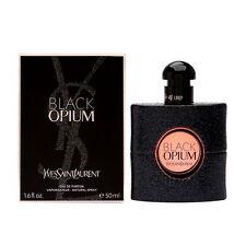 Opium Black YSL 1.6 1.7 Oz 50ml Eau de Parfum Spray For Women New In Box Sealed
