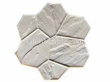 Concrete Stamp Flex Floppy Mat Form SM 1901/4 Decorative Concrete Random Stone