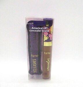 Tarte Creaseless Concealer / Lights Camera Lashes ~ 55H Rich Honey ~ 0.16 oz