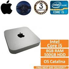 Apple Mac Mini A1347 i5-3210M 2.50GHz 8GB RAM 500GB HDD (Late 2012) Catalina