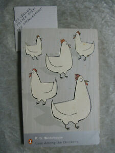 Love Among The Chickens - P G Wodehouse OzSellerFasterPost!