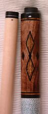 Dale Perry Custom Pool Cue 1/1  Stained Mango-Bocote  Stage IV Upgrade