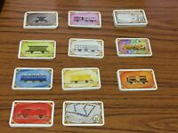 Ticket to Ride Board Game Choose Replacement Cards Destination Tickets Trains
