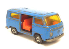Siku VW Bus 1:55 V Serie 320 / 345 blau, für Bastler, Lackierer Schrottplatz