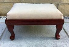 FOOTSTOOL ~ SHABBY CHIC PROJECT