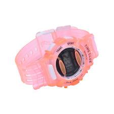 Pretty Boys Girls Children Students Waterproof Digital Wrist Sport Watch Cool