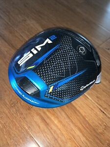 taylormade sim 2 driver head only