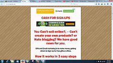 Squeeze page landing page list building wordpress website free autoresponder