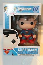 SUPERMAN Funko Pop! Vinyl Figure DC Universe Series 2 #07