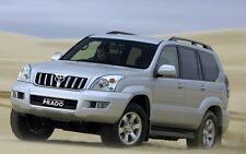 TOYOTA LANDCRUISER PRADO 120 SERIES 2003-2008 WORKSHOP SERVICE REPAIR MANUAL