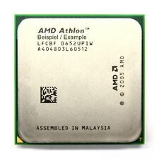 AMD Athlon 64 X2 3400e 1.80GHz/1MB Socket/Socket AM2 ADJ3400IAA5DO 22W Dual CPU