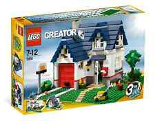 LEGO ® Creator 5891 Maison Avec Garage NEUF emballage d'origine _ apple tree House New MISB NRFB