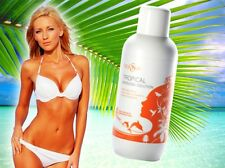 Bali Sun FAKE TAN AIR BRUSH SPRAY TANNING TROPICAL BRONZING SOLUTION 1 Litre