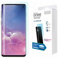 WHITESTONE DOME Tempered Glass REPLACEMENT Full 0.33M 9H Samsung Galaxy S10