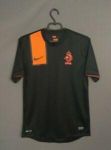 Holland Netherlands Jersey 2012 2013 Away MEDIUM Shirt Nike 447290-010 ig93