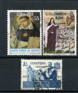 TERESA DE JESUS,- ST, THOMAS DE AQUINO.- MS. CARRASQUILLA,-  {3} COLOMBIA