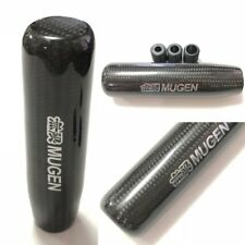 Carbon Fiber Manual JDM Mugen shift knob for HONDA RSX CIVIC Type R S2000 - 13CM