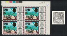More details for trinidad and tobago fishing industry perf 14 inv watermark corner block of 4
