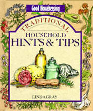 """Good Housekeeping"" Household Hints and Tips (Good Housekeeping Cookery Club) Li"