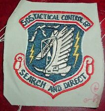AMERICAN PATCHES-UNITED STATES AIR FORCE 505 TACTICAL CONTROL GP VIETNAM PERIOD