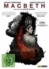 Macbeth von Justin Kurzel | DVD | Zustand sehr gut