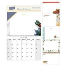 2020 Photo Memo Calendar with Pen - Wall Organiser Planner