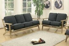 Astonishing Denim Sofas Loveseats Chaises For Sale Ebay Gmtry Best Dining Table And Chair Ideas Images Gmtryco