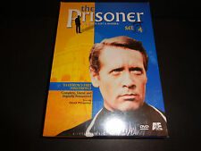 THE PRISONER SET 4-Patrick McGoohan's mind is transfered to another man's body