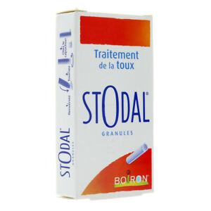 Boiron STODAL granules 2 x 4g for cough - Original French - UK Stock