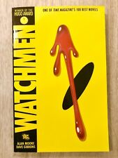 Watchmen (Trade Paperback) / Dc Comics / Alan Moore - Collects Issues 1-12 - Vf