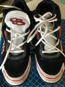 Boombah Baseball Cleats Metal, Navy/Red, (Men's Size 13), NEW in BOX